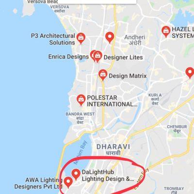 Google Rating in Top  Designers in Mumbai